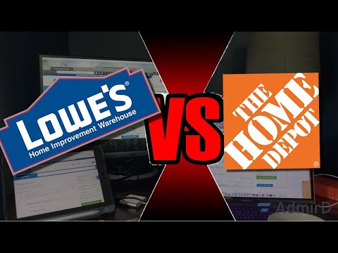 Lowe's Vs Home Depot - Pricing Butcher Block Counter Tops