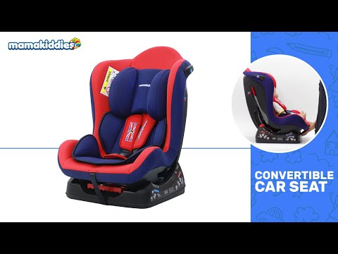 Mamakiddies Infant Baby Car Seat Convertible Car Seat For New Born To 5 Years (18 Kg)