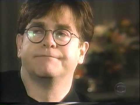 Elton John On 60 Minutes 2 (04/07/99)