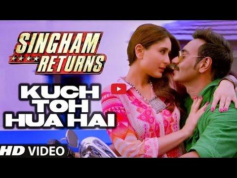 Kuch To Hua Hai Lyrics - Singham Returns Song | Ankit Tiwari, Tulsi Kumar