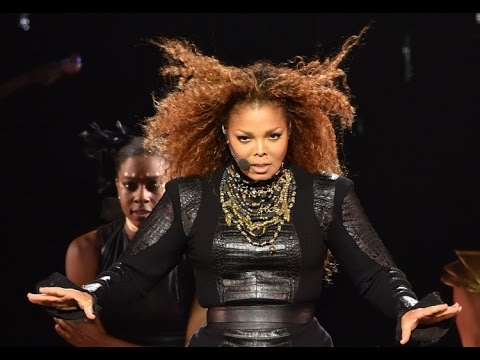 Janet Jackson - (Unbreakable World Tour) Rhythm Nation Live