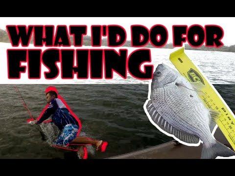FISHING @ CURRUMBIN CREEK