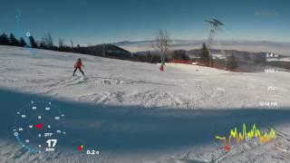 Ski Partia Drumul rosu Poiana Brasov