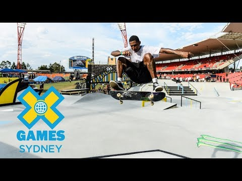 Men's Skateboard Street Qualifier: FULL SHOW | X Games Sydney 2018