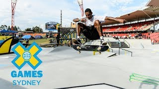 FULL SHOW: Men's Skateboard Street Qualifier at X Games Sydney 2018 thumbnail