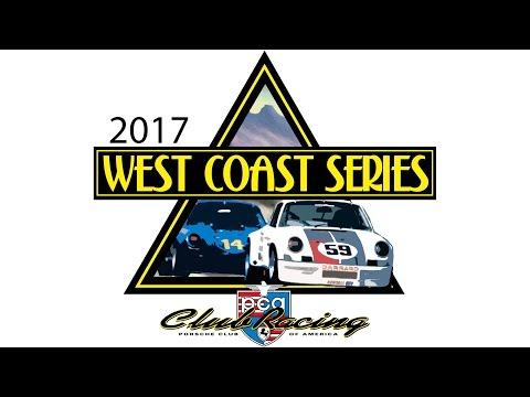 PCA Club Racing: 2017 West Coast Series