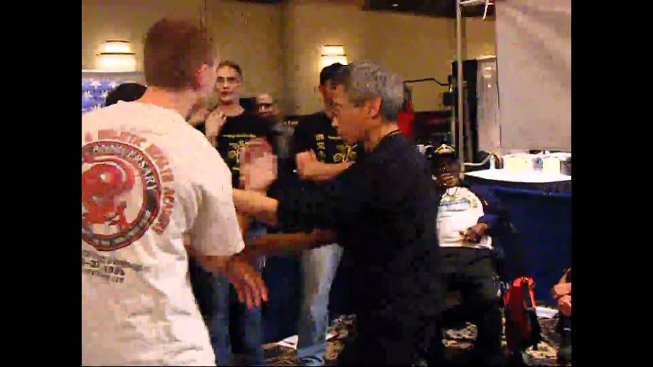 Chinese Kung Fu Expo Sifu Joseph Ng - YouTube
