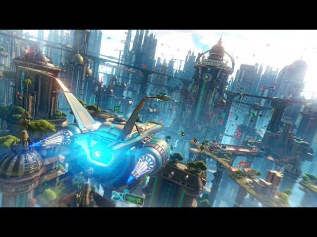 Ratchet & Clank - Trailer #PlayStationPGW