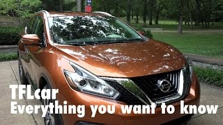 2015 Nissan Murano: Almost Everything You Have Ever Wanted To Know