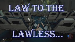 The Forest - Law to The Lawless