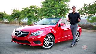 2016 Mercedes-Benz E400 Cabriolet | 5 Reasons to Buy | Autotrader