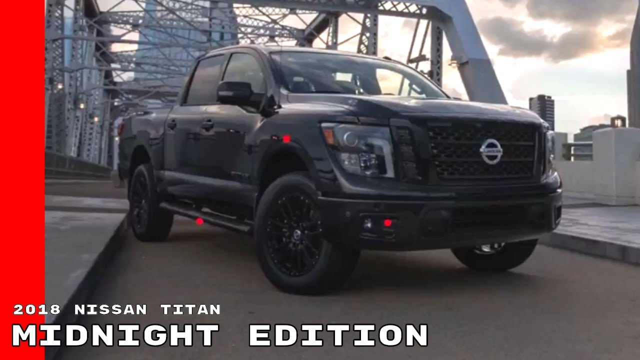 2018 nissan titan lifted. fine nissan 2018 nissan titan and xd midnight edition intended nissan titan lifted n