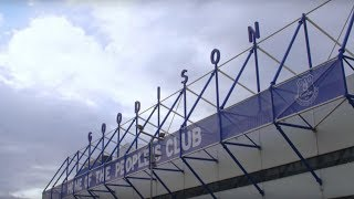 'home' -  A POEM ABOUT EVERTON AND GOODISON PARK