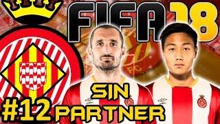 FIFA 18 Girona CF Modo Carrera #12 | UNO DE MIS MEJORES GOLES EN FIFA | SIN PARTNER