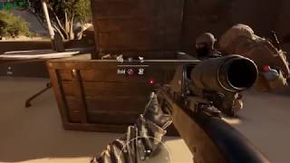 Playing with developer of Insurgency !!! in Co-op mode (Insurgency Sandstorm)