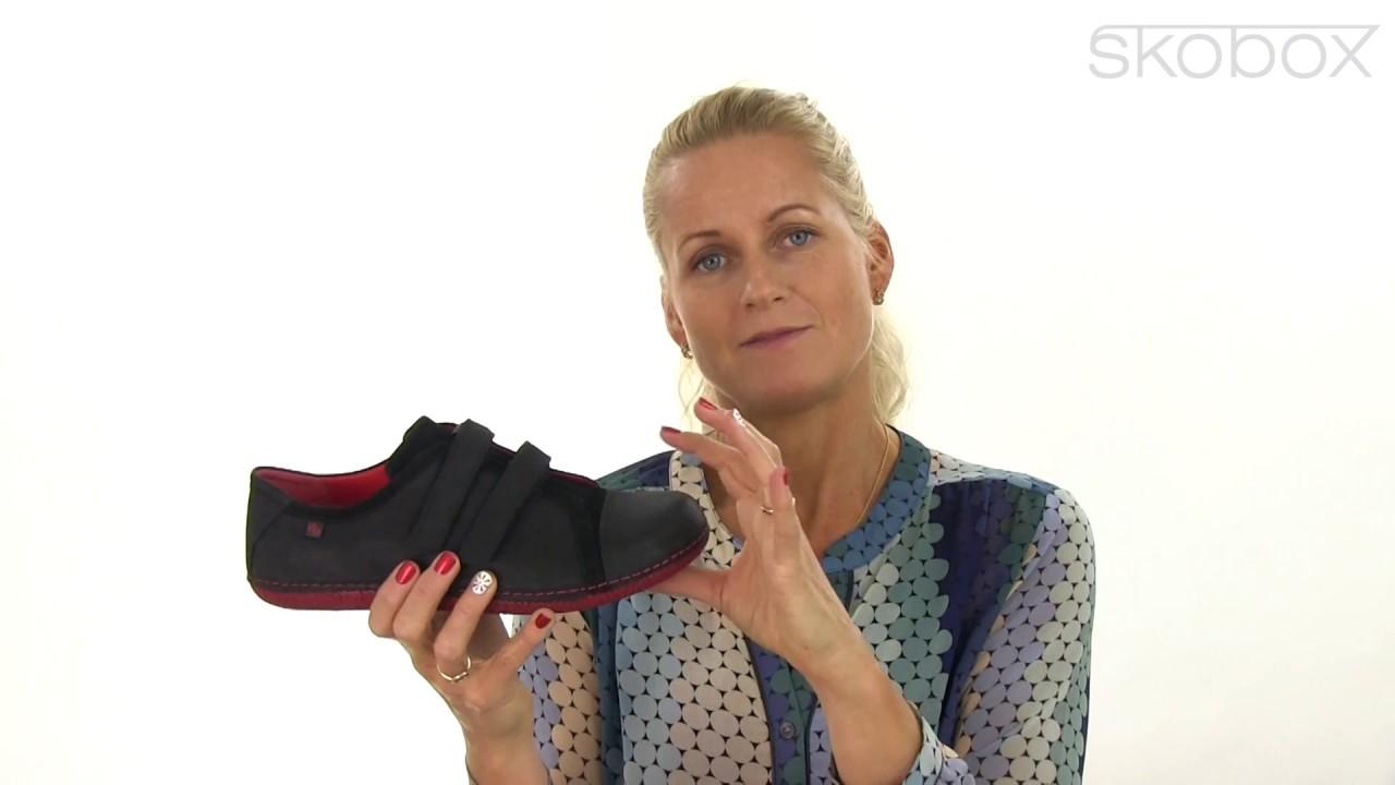 e8116803830 Green Comfort - Velcro Skindsko, Sort Sko - YouTube