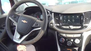 Phillips Chevrolet - 2019 Chevy Trax - Interior Features