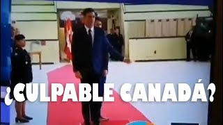 OTRA CAGADA DE PROTOCOLO DE PEDRO SÁNCHEZ, ÉSTA EN CANADÁ