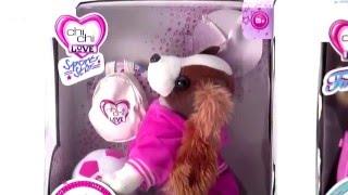 Видео обзор на игрушечных собак