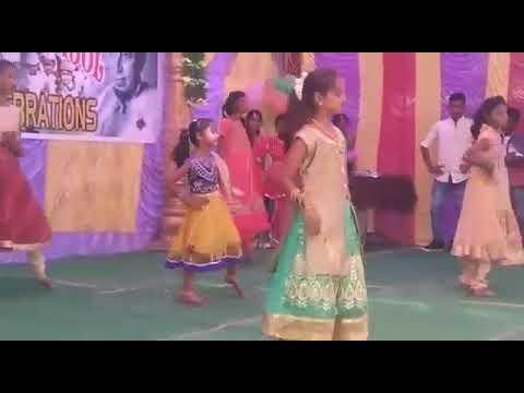 Owk mother model school dance sai rishitha