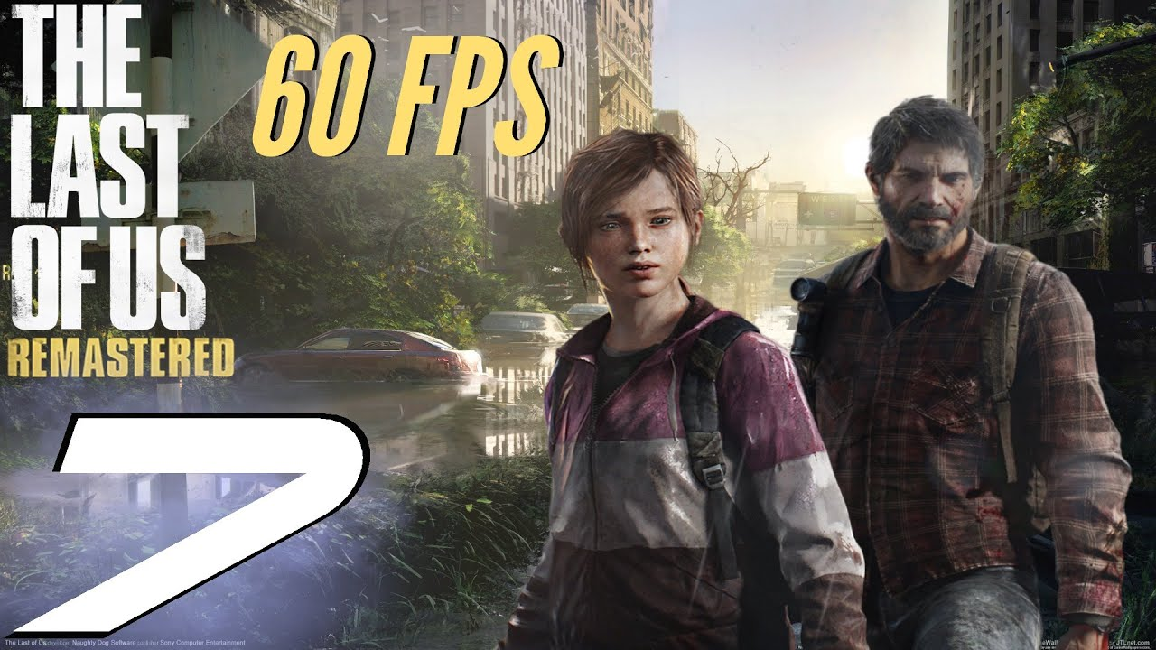 the last of us remastered 60fps grounded mode
