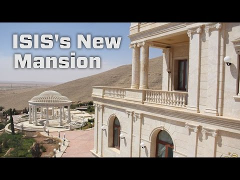 Take A Look At ISIS's New Mansion