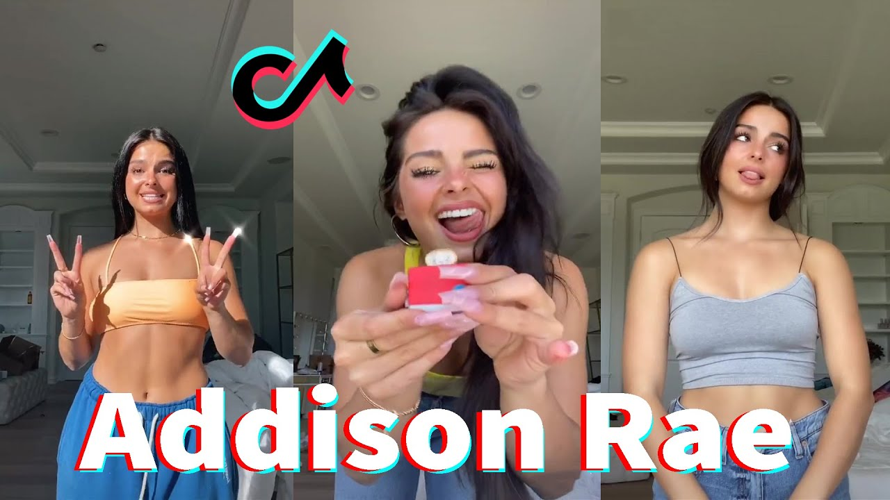 Best Addison Rae TikTok Dance Compilation July 2020