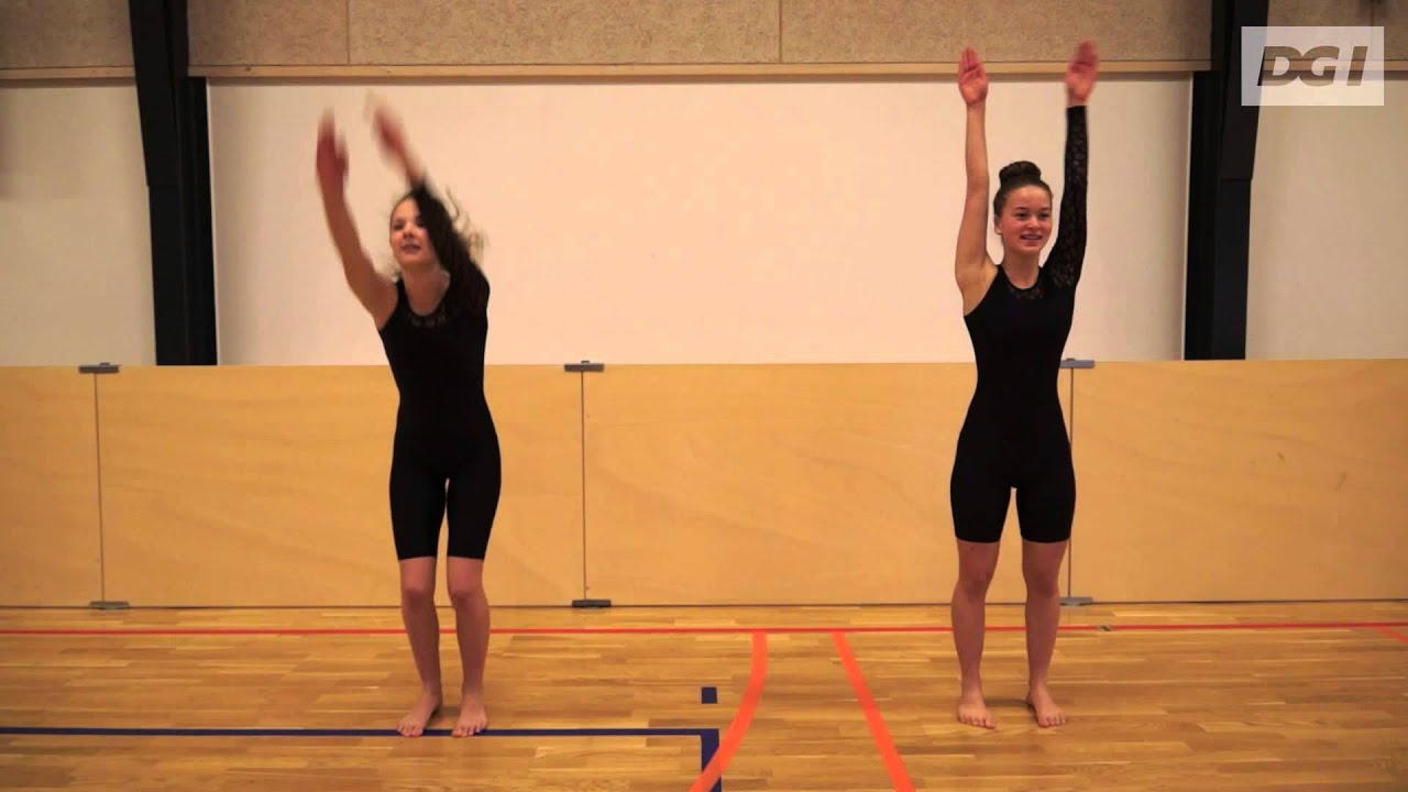 Gymnastikpyramiden - Fejesving
