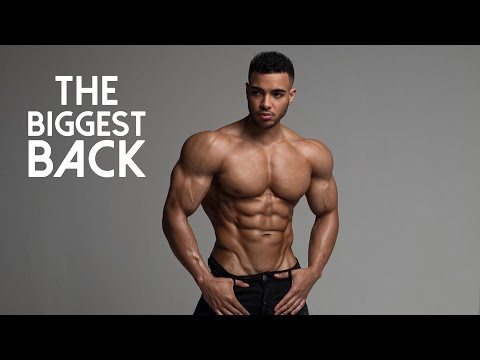 BEST BACK Workout - How to Blast your Back with Justin St Paul