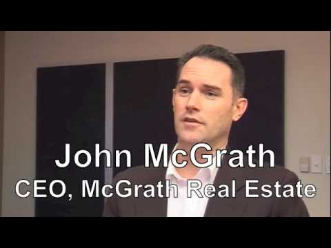 John McGrath CEO, McGrath Real Estate - How to motivate yourself