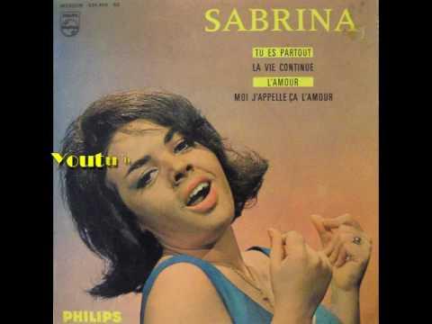 Sabrina - L'amour (Aşk)