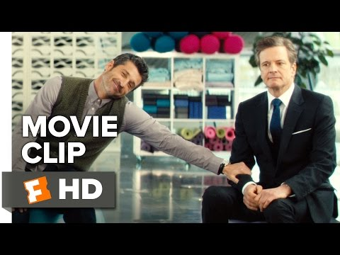 Bridget Jones's Baby Movie CLIP - Jack and Mark at Birthing Class (2016) - Patrick Dempsey Movie