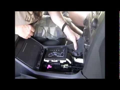 Chrysler 300 Stuck In Park For Novices Part 2 Youtube