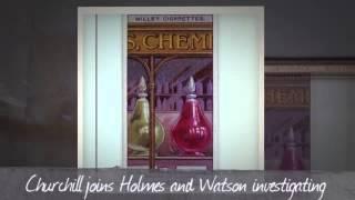 Sherlock Holmes - The Deadwood Stage