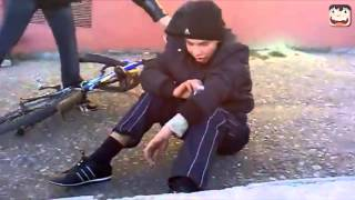 Забавные BMX'еры / Funny BMXs