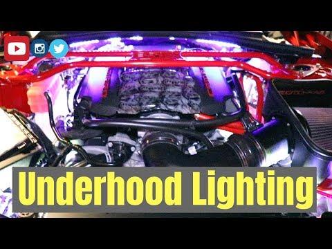 UNDERHOOD LIGHTING & CREWONDECK MEET #3