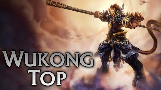 League of Legends | General Wukong Top - Full Game Commentary