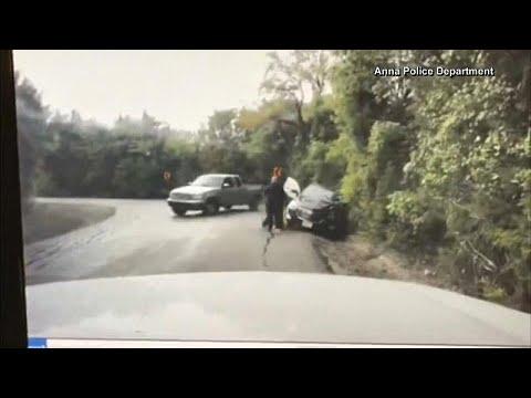 شاهد: شرطي أميركي ينقذ سيّدة من -حادث قاتل- في اللحظة الأخيرة…  - نشر قبل 46 دقيقة