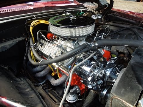 350 Chevy Engine Parts Diagram Small Block Chevy 350 Thumpr Cam Youtube