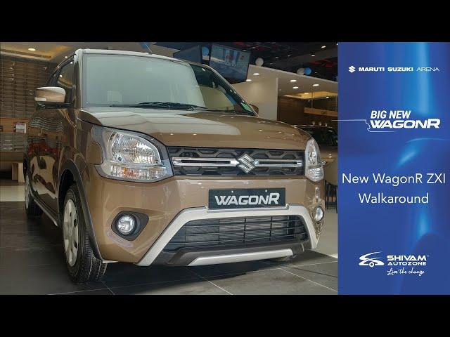 New WagonR zxi AGS 2019 | Maruti Suzuki | Shivam Autozone