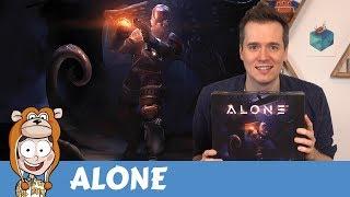 Alone Board Game Review - Actualol