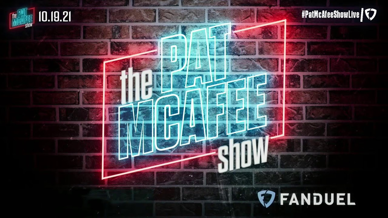Download The Pat McAfee Show | Tuesday October 19th, 2021