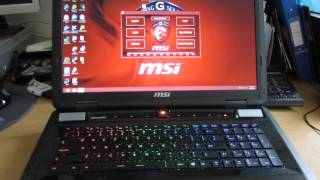 MSI GT70 2OD Fan Noise - Before sending off to MSI Support (D&J Henry) a 2nd time