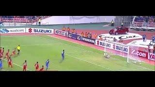 Ketika Kena Pinalti Piala AFF, Kiper Kurnia Mega Sempat Buat 1 Penyelamatan Desakan Pinalti