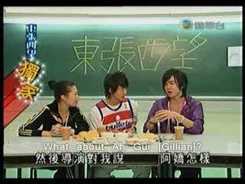 Wu Chun & Danson Interview: Danson Tang admires Charlene Choi