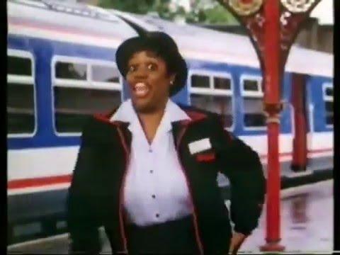 Network SouthEast railcard advert (1986) - British Rail