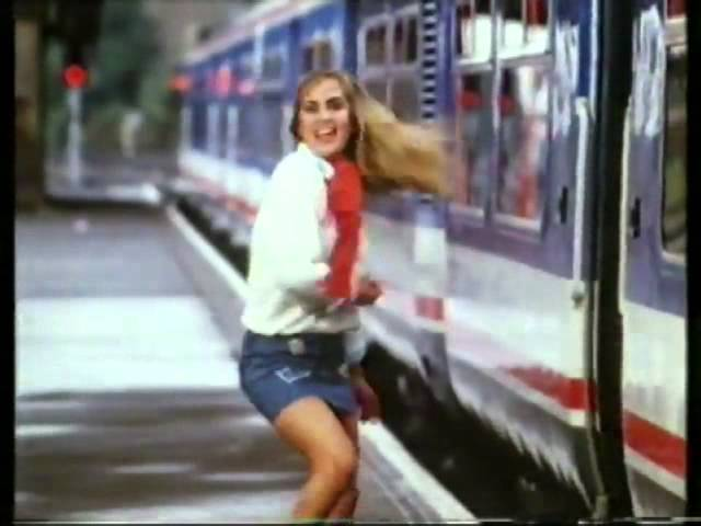 Network SouthEast railcard advert (1986) - British Rail