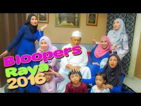GEN 2 Raya - Bloopers Raya 2016