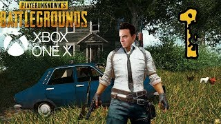 Playerunknown's Battlegrounds _ Gameplay en español _ Parte 1 _ Xbox One X _
