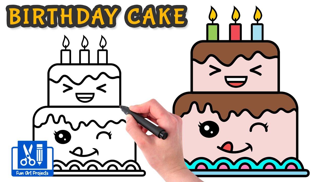 20 Best Birthday Cake Clip Art Ideas Birthday Cake Clip